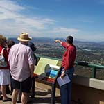 Mt Ainslie Lookout 2b